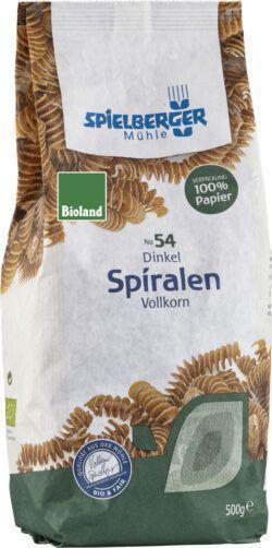 Spielberger Mühle Dinkel-Vollkorn-Spiralen, bioland 8x500g