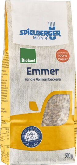 Spielberger Mühle Emmer, bioland 500g