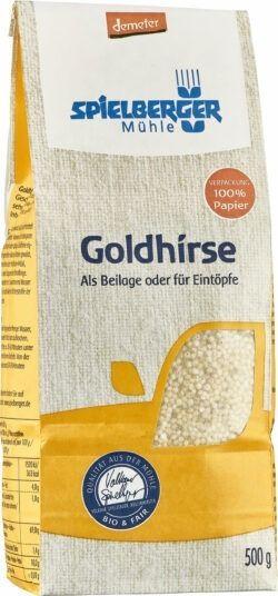 Spielberger Mühle Goldhirse, demeter 4x500g