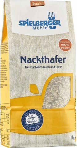 Spielberger Mühle Nackthafer, demeter 6x1kg