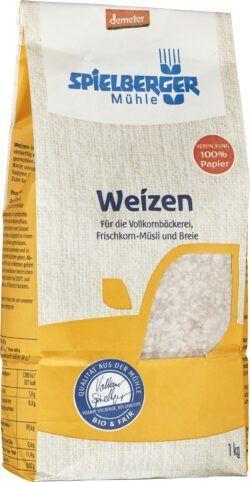Spielberger Mühle Weizen, demeter 6x1kg