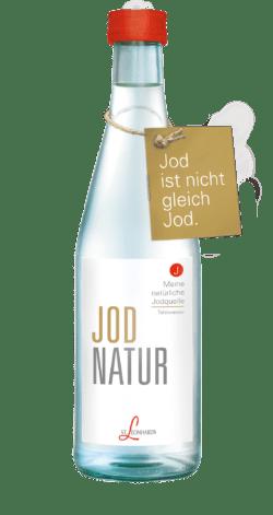 St. Leonhards Quellen JodNatur 12x0,33l