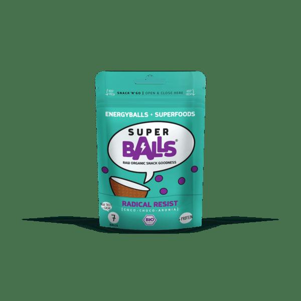 Superballs  Radical Resist (Coco-Schoko-Aronia) 8x48g