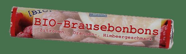 TÜM Bio Brausebonbon-Rolle 36x48g