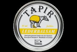 Tapir Schuh- und Lederpflege Lederbalsam farblos in Weißblechdose 85ml