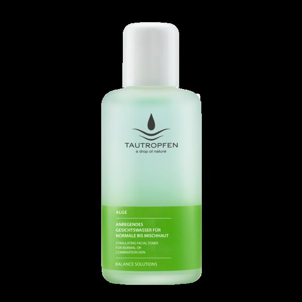 Tautropfen Balance/Alge, Anregendes Gesichtswasser für normale bis Mischhaut 100ml