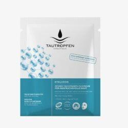 Tautropfen Pro Youth/Hyaluron, Intensiv Feuchtigkeits-Tuchmaske für anspruchsvolle Haut 4x20g