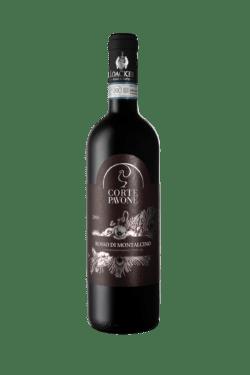 Tenuta Corte Pavone Rosso di Montalcino DOC 6x0,75l