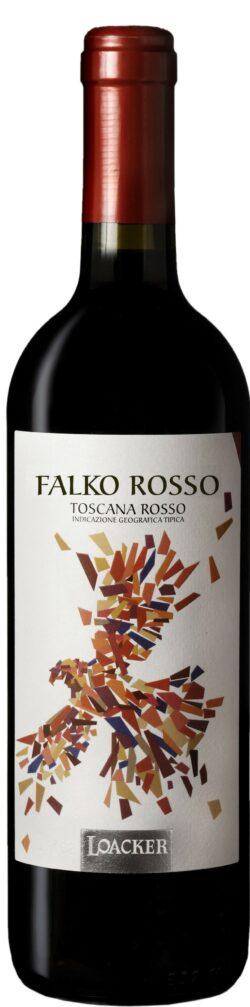 Tenuta Valdifalco FALKO ROSSO IGT Toscana 6x0,75l