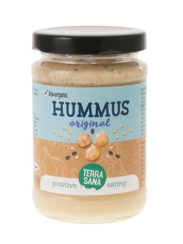 TerraSana Hummus original 190g