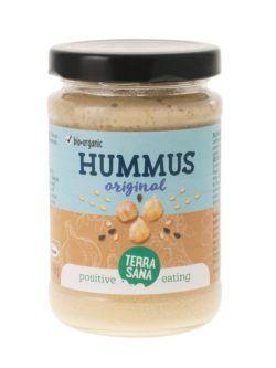 TerraSana Hummus original 6x190g