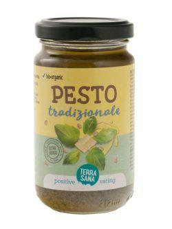 TerraSana Pesto Tradizionale 6x180g