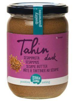 TerraSana Tahin dark - Sesammus 500g