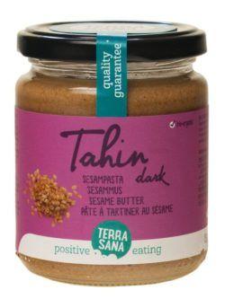 TerraSana Tahin dark - Sesammus 6x250g