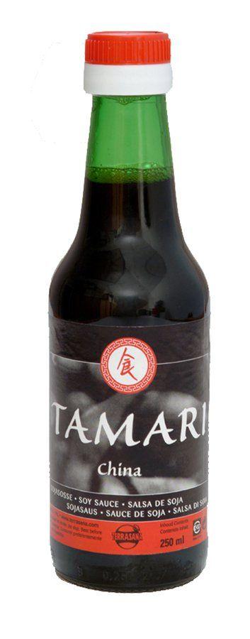 TerraSana Tamari - China 6x250ml