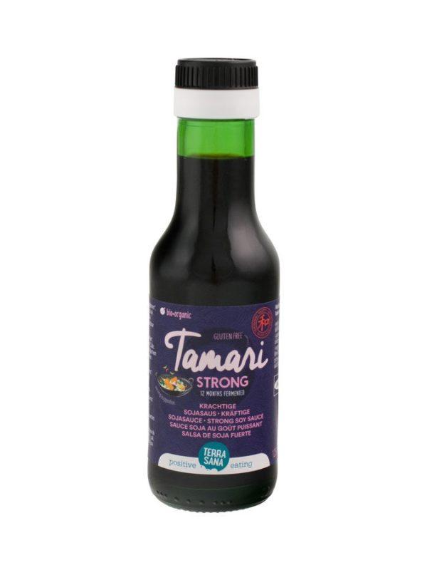 TerraSana Tamari - Kräftige Sojasauce 6x125ml