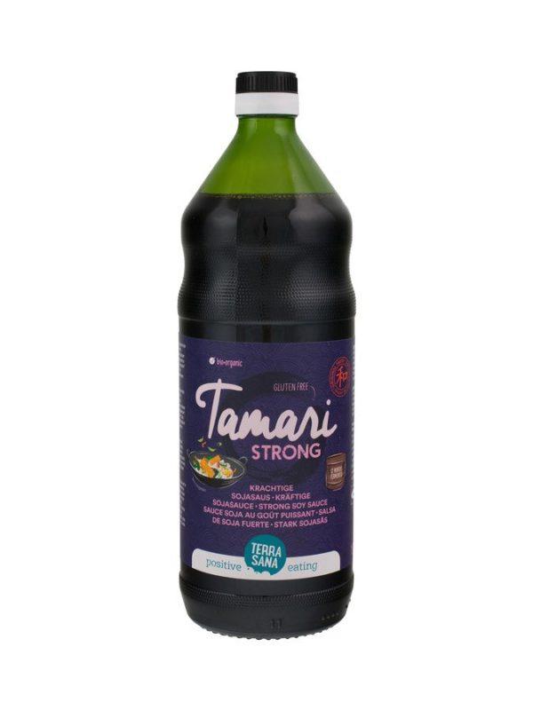 TerraSana Tamari - Kräftige Sojasauce 6x1l