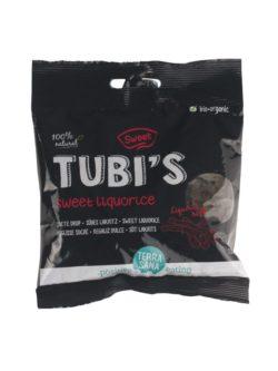 TerraSana Tubi`s - Süßes Lakritz 12x100g