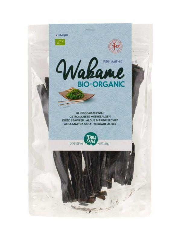 TerraSana Wakame bio 6x50g