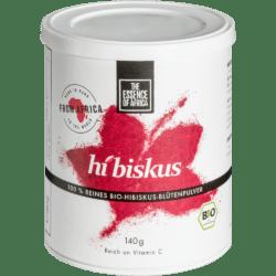 The Essence of Africa Bio-Hibiskus Blütenpulver 140g