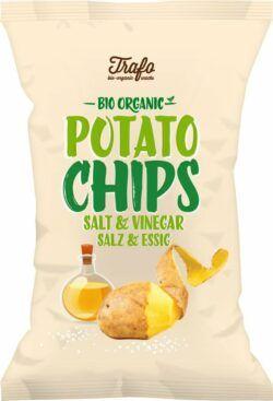 Trafo Chips Salz & Essig 12x125g