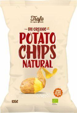 Trafo Chips gesalzen 12x125g