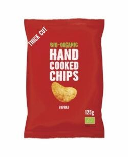 Trafo Handcooked Chips Paprika 10x125g