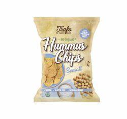 Trafo Hummus Chips Seasalt 6x75g