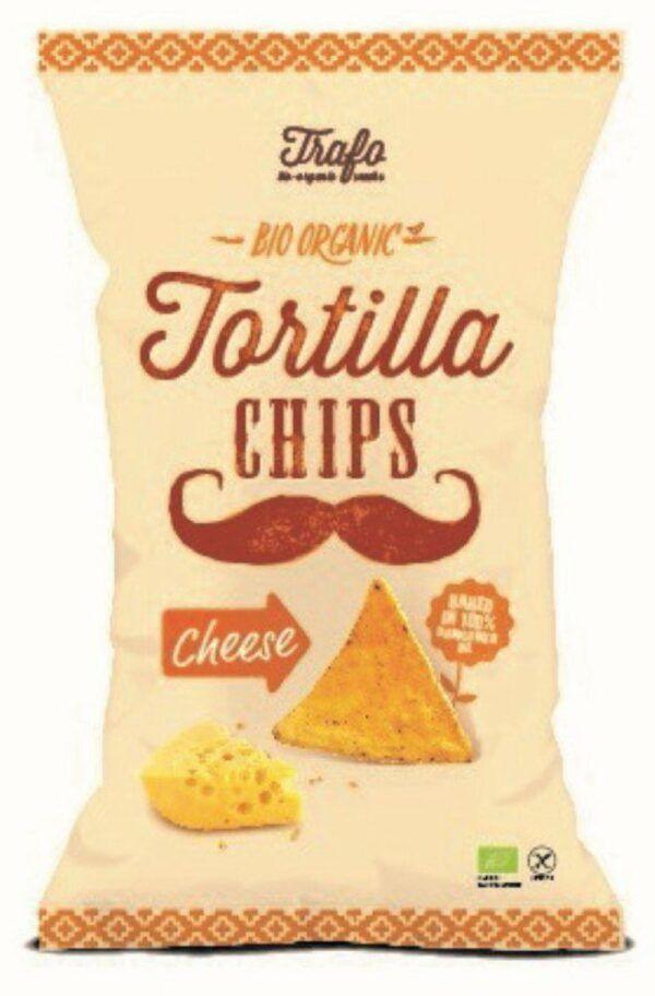 Trafo Tortilla Chips Nacho 16x75g