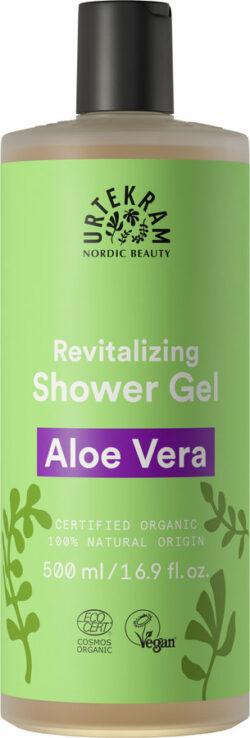 Urtekram Aloe Vera Shower Gel, regenerierend 500ml