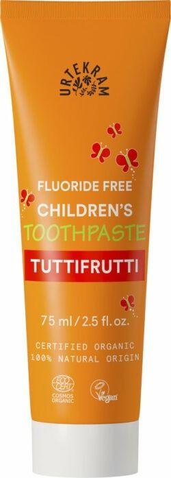 Urtekram Children´s Tutti Frutti Toothpaste 75ml