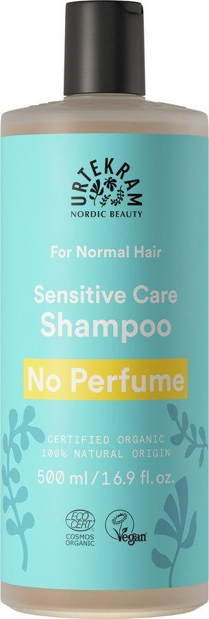 Urtekram No Perfume Shampoo 500 ml, parfümfrei 6x500ml