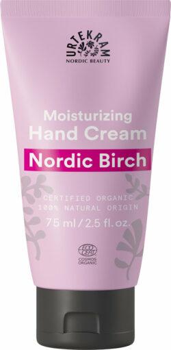 Urtekram Nordic Birch Hand Cream, feuchtigkeitsspendend 75ml
