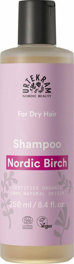 Urtekram Nordic Birch Shampoo Trockenes Haar 250ml