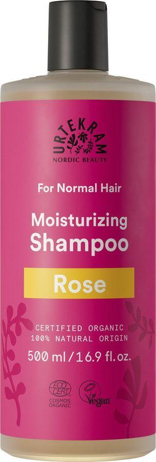 Urtekram Rose Shampoo Normales Haar 500ml
