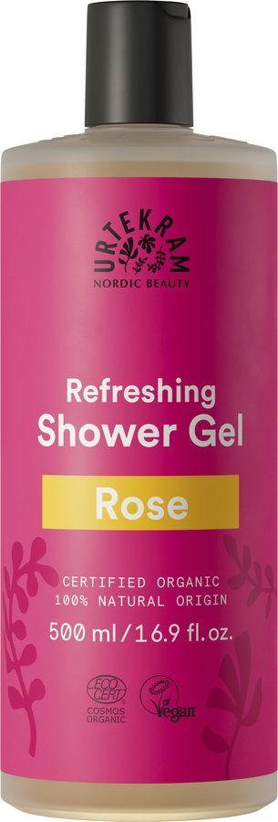 Urtekram Rose Shower Gel, reine Verwöhnung 500ml