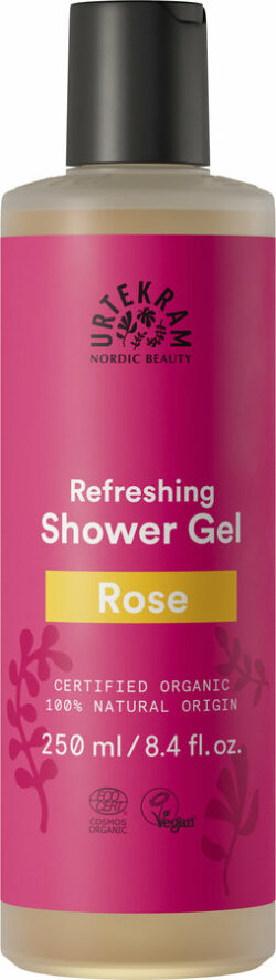 Urtekram Rose Shower Gel 250ml