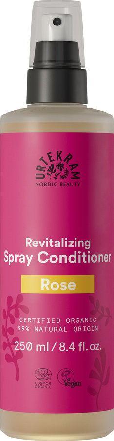 Urtekram Rose Spray Conditioner, reine Verwöhnung 250ml
