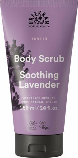 Urtekram Soothing Lavender Body Scrub 150ml