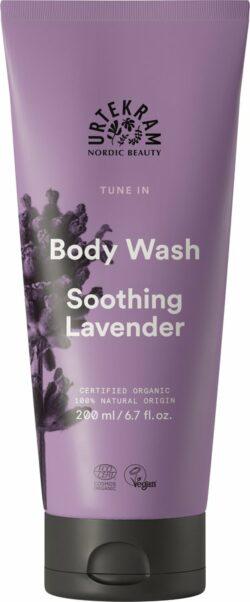 Urtekram Soothing Lavender Body Wash 200ml