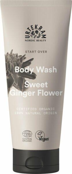 Urtekram Sweet Ginger Flower Body Wash 200ml