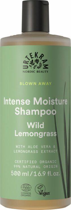 Urtekram Wild Lemongrass Intense Moisture Shampoo 500ml