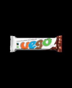 VEGO Whole Hazelnut Chocolate Bar 150g BIO/FT 30x150g