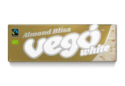 VEGO white - Almond bliss 18x50g