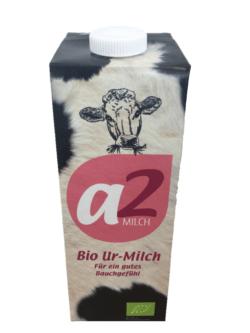 VecoDairy Organic Bio A2 Ur-Milch 12x1l