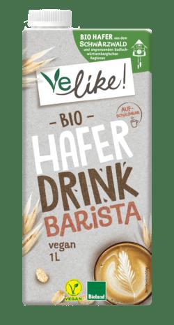 Velike! Bio H-Haferdrink Barista 12x1L PG 12x1l