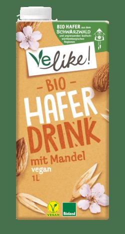 Velike! Bio H-Haferdrink Mandel 12x1L PG 12x1l