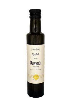 Vita Verde Bio-Olivenöl nativ extra, Peloponnes, Griechenland 12x250ml