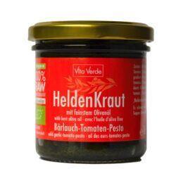 Vita Verde Heldenkraut, Barlauch-Tomaten-Pesto 6x165ml