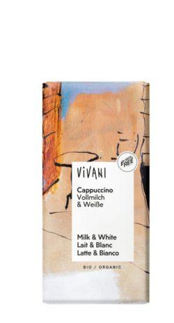 Vivani Cappuccino Vollmilch & Weiße 10x100g